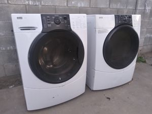 WASHER AND GAS DRYER KENMORE IN GREAT WORKING for Sale in Los Angeles, CA
