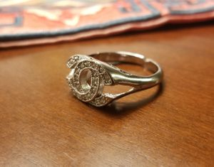 Silver Ring B1 for Sale in Lowell, MA