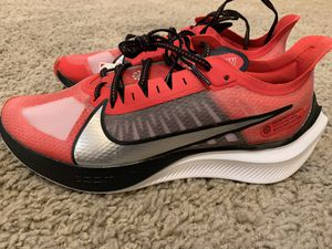 Nike Zoom Gravity Running Shoes Mens Sz 11 'University Red Silver' CT1740-601 Brand New! No Box for Sale in Kaysville, UT