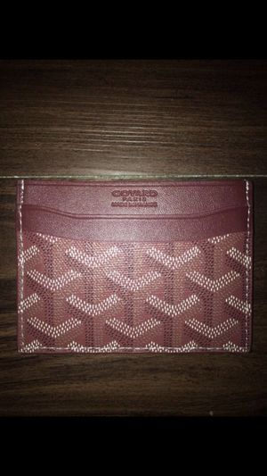 Goyard card wallet for Sale in Anaheim, CA