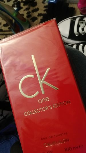 CK one collector's edition for Sale in Lakewood, CA