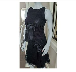 🖤Valentino Crochet Knit 2 Pc Skirt Top for Sale in Federal Way, WA