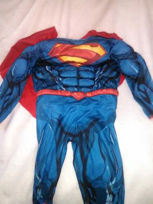 Superman costume 3t4t for Sale in Dundalk, MD