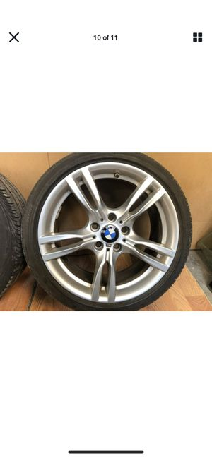 ✅ OEM BMW M Rims F30 F32 F33 Wheels R18 for Sale in Chicago, IL