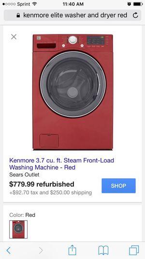 Kenmore Elite Washer/Dryer Set for Sale in Los Angeles, CA
