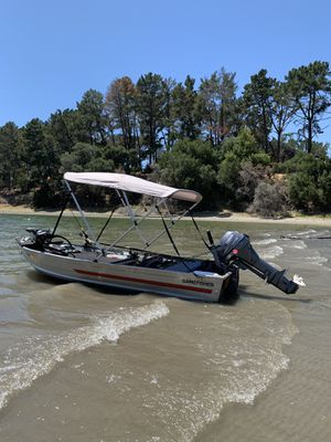 FULLY LOADED CUSTOM GAME FISHER JON BOAT TO BASS BOAT CONVERSION for Sale in San Jose, CA