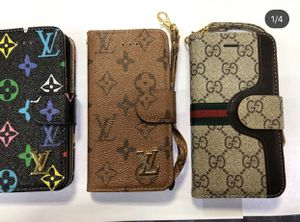 Wallet cases for all iPhones and Samsung phones for Sale in Columbus, OH
