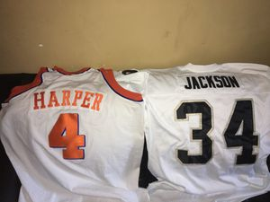 Throwback jerseys for Sale in Portland, OR