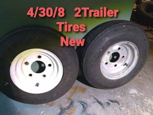 Trailer tires for Sale in DeBary, FL