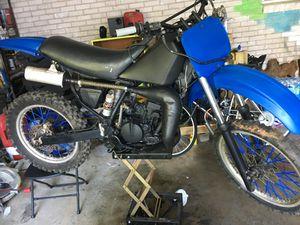 kx125 two stroke dirt bike for Sale in Atlanta, GA