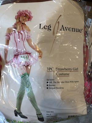 Strawberry Shortcake Costume for Sale in Renton, WA