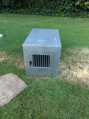 Aluminum Dog crate for Sale in Sacramento, CA