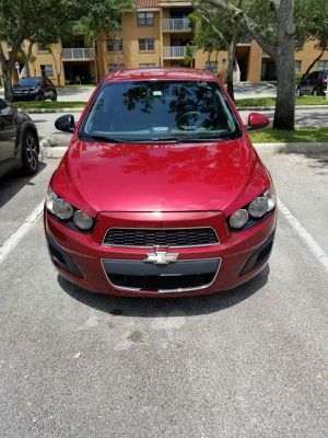 Chevy Sonic 2012 for Sale in Pembroke Park, FL