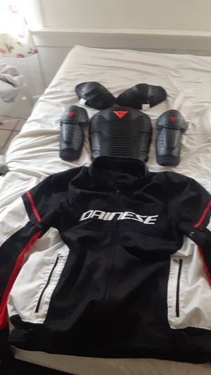 Daines motorcycle gear for Sale in Los Angeles, CA