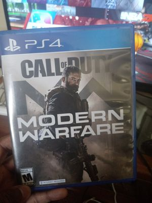 ps4 game for Sale in Dearing, GA