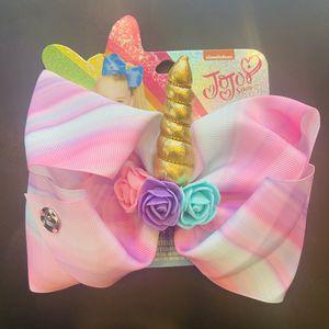 Jojo Siwa Unicorn Bow for Sale in Brooklyn, NY