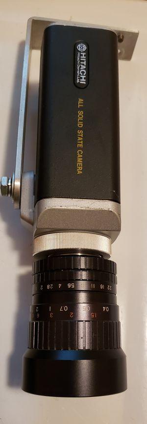 HITACHI DENSHI KP-120U CCTV CAMERA ALL SOLID STATE for Sale in Saint Paul, MN
