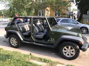 2009 Jeep Wrangler for Sale in Chicago, IL
