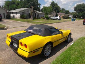 Chevy corvette 1987 for Sale in Houston, TX