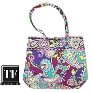 Vera Bradley HEATHER TOGGLE TOTE Bag for Sale in Kyle, TX