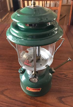 Coleman Lantern Model 220F Dated 8-1971 for Sale in New Berlin, WI