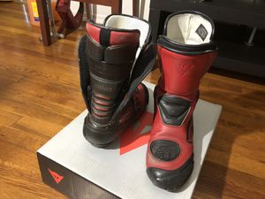 Dainese Boots for Sale, used for sale  Linden, NJ