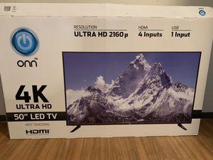 Onn 4k tv for Sale in Gurnee, IL