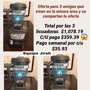 Tanda De Licuadora De Alta Poténciales De PH (3 Licuadoras Cada Una POR $350) for Sale in Hacienda Heights, CA