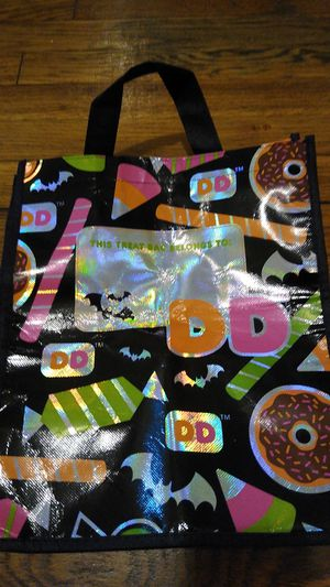 Halloween Candy Bag Dunkin' Donuts for Sale in Chelsea, MA
