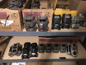 Security cameras, game trail cameras for Sale in Birch Run, MI