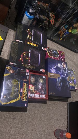 Sh Figuarts Marvel, Hot Toys, Beastkingdom for Sale in San Diego, CA