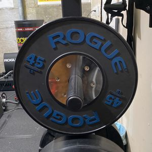 Pair Of Rogue Training Plates 45 Lbs for Sale in Woodinville, WA