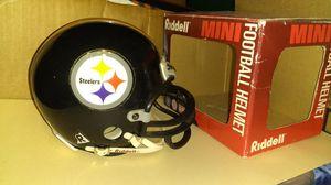 Vintage Pittsburgh Steelers Mini Helmet for Sale in Portland, OR