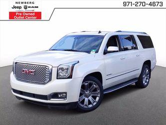 2015 GMC Yukon Xl for Sale in Newberg,  OR