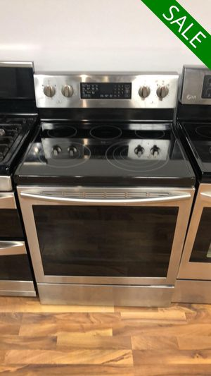 💥💥💥Samsung AVAILABLE NOW! Electric Stove Oven With Warranty #1485💥💥💥 for Sale in US