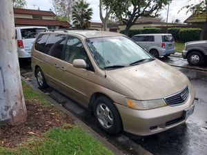 2001 Honda Odyssey for Sale in Anaheim, CA