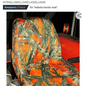 Durafit Tractor Seat Cover for Sale in Menifee, CA