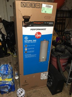 New water heater 50 gallons for Sale in Phoenix, AZ