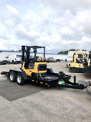 Full tilt Equipment trailer for Sale in Houston, TX