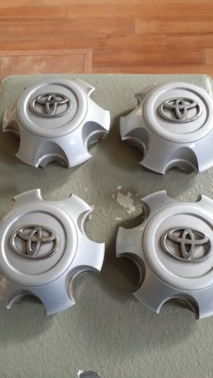 OEM Toyota Tacoma wheels accessories. for Sale in Anaheim, CA