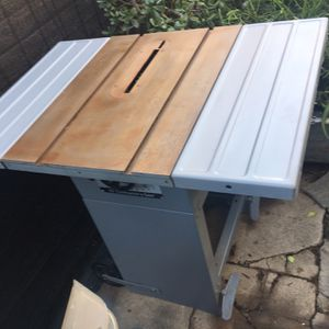 Rockwell Table Saw for Sale in Los Angeles, CA