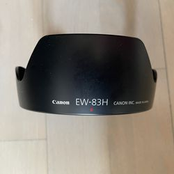 Canon EW-83H Lens Hood for Canon SLR cameras for Sale in San Francisco,  CA