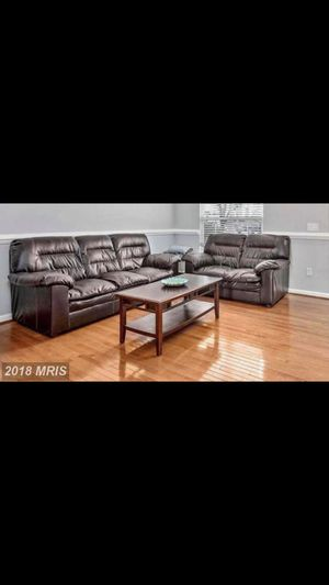 Couch and love seat for Sale in Manassas, VA