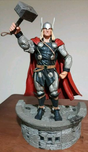 Thor Action Figure marvel comics avengers toy for Sale in Marietta, GA