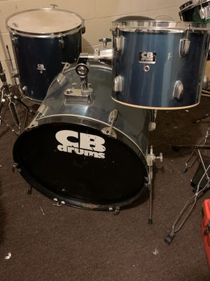CB drum set for Sale in Frederick, MD