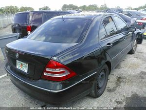 Parting out 2003 mercedes c240 for Sale in Orlando, FL