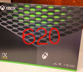 Xbox Series X Brand New Sealed for Sale in Long Beach,  CA