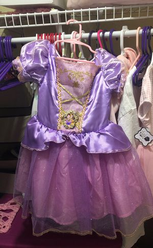 Toddler Rapunzel costume for Sale in West Palm Beach, FL