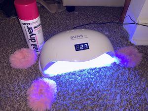 UV gel lamp ! for Sale in Silver Spring, MD