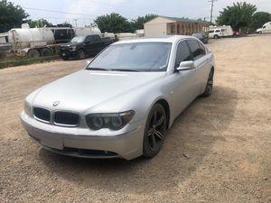 BMW 745Li for Sale in Hialeah, FL
